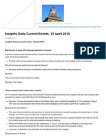 Insightsonindia.com-Insights Daily Current Events 10 April 2015