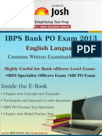 Ibps Bank Po Exam 2013 English Language 3