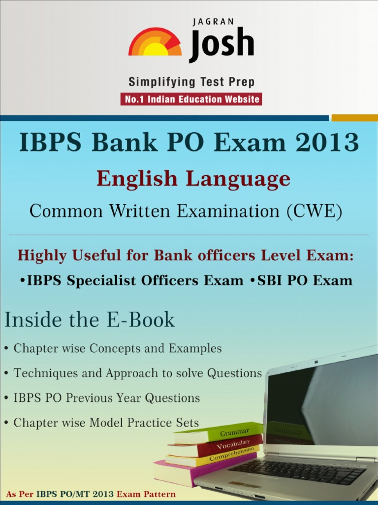 Ibps bank po exam 2013 english language 3 plural grammatical number