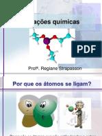 Aula - Ligações Químicas