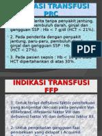 72028003 Indikasi Transfusi Prc