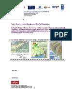 Development of Geodynamic Model of Bangladesh - 2012