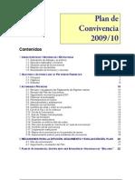 Plan de Convivencia 2009/10