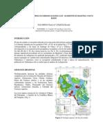 Caracterizacion Geoquimica Yacimientos Magistral y Pasto Bueno