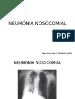 Neumonia Nosocomial 2012