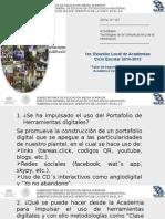 Plantilla Presentación Academia de Tics