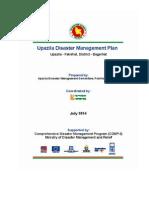 DM Plan Fakirhat Upazila Bagerhat District_English Version-2014