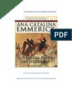 La Primera Pascua de Jerusalen Tomo IV - Ana Catalina Emmerick
