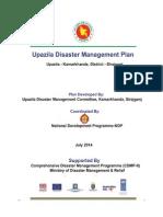 DM Plan Kamarkhanda Upazila Sirajgonj District_English Version-2014