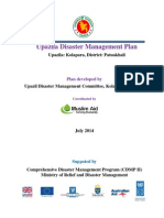 DM Plan Kolapara Upazila Patuakhali District_English Version-2014