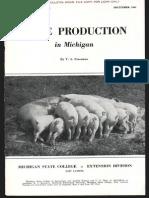 Proizvodnja Svinja