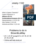 CHEM1102 Lecture Notes 4-5