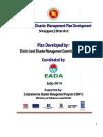 DM Plan Sirajgonj District_English Version-2014