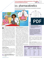 1princípios Básicos de Farmacocinética, Farmacodinâmica e Terapêutica