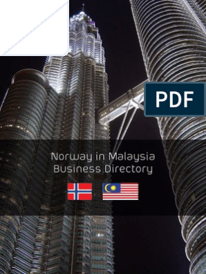 Norway in Malaysia 2015 Compressed | Subsea (Technology