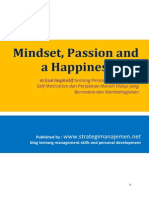eBook - Mindset and Passion