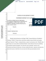 National Federation of the Blind et al v. Target Corporation - Document No. 119