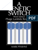 A Genetic Switch, Third Edition, Phage Lambda Revisited_nodrm