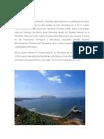 Fósiles Morro Solar y Fósiles Cerros Arrastre UNI