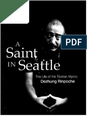 A saint in Seattle k2opt | Tibet | Tibetan Buddhism