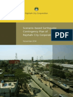 Earthquake Contingency Plan of Rajshahi City Corporation Area