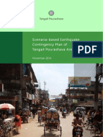 Earthquake Contingency Plan of Tangail Pourashava Area