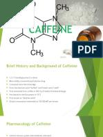 Caffeine Synthesis
