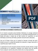 BOMBEO HIDRÁULICO EDUPETROL