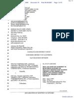 Oracle Corporation et al v. SAP AG et al - Document No. 10