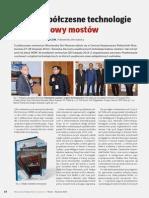 Wspołczesne Technologie Budowy Mostow dfghsfhfs