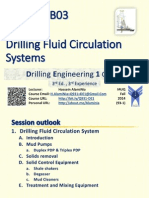 Drilling Fluid Circulation