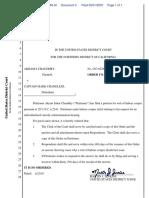 Chaudhry v. Chandless et al - Document No. 3
