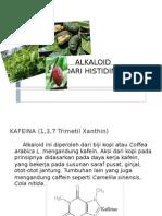Alkaloid Golongan Purin