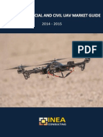 Global Commerical and Civil Uav Market Guide 2014-2015