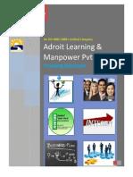 ADROITz Training brochure.pdf