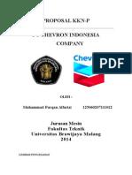 Proposal Pkl Chevron(1)