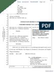 bebe stores, inc. et al v. forever 21 Inc et al - Document No. 22