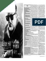 Walter Hill Interview2