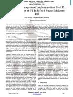 Strategic Management Implementation Fred R David