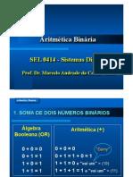 Aula 9 - Aritmetica Binaria