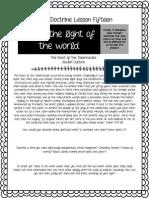 New Testament Study Guide # 15 PDF