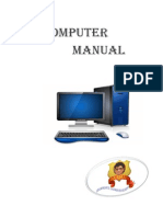 COMPLETE COMPUTER MANUAL