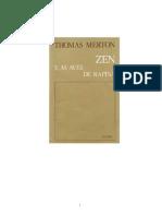 Thomas Merton - Zen e as Aves de Rapina