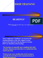 Compressor Bearings