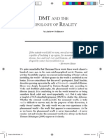 DMT and the Topology of Reality Andrew Gallimore PsypressAug2014