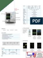 DS1000E DS1000D Series Datasheet