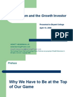 Ben Graham and the Growth Investor