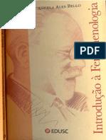 BELLO- Introdução à fenonomenologia.pdf