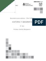 Historia y Geografía - 2do Año