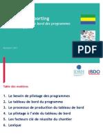 Guide Méthodologique de l'Élaboration Du Tableau de Bord